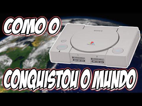 Playstation - Como ele Conquistou o Mundo