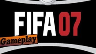 FIFA 07 Gameplay (PC HD)