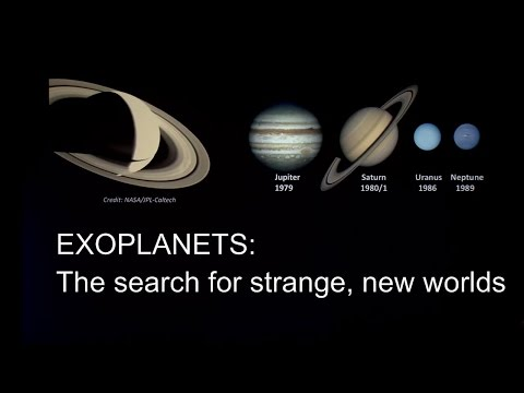 Nasa Video | Exoplanets  The Quest for Strange New Worlds