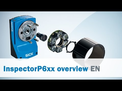 InspectorP6xx – Product introduction