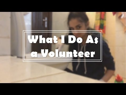 What I Do As a Volunteer in a Hostel