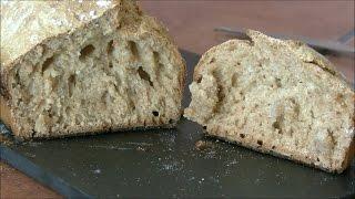 ⭐ Como hacer pan casero sin levadura de panadería ⭐