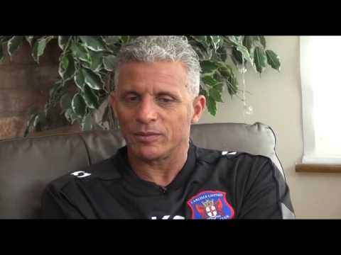 Keith Curle on Tom Miller and being patient