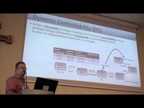 ICAPS 2013: Mikael Nilsson - Incremental Dynamic Controllability Revisited