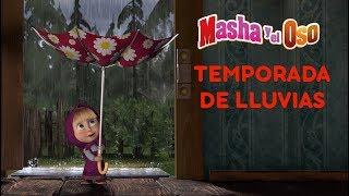 Masha y el Oso - Temporada De Lluvias 🌧