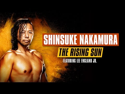 Shinsuke Nakamura - The Rising Sun feat. Lee England Jr.