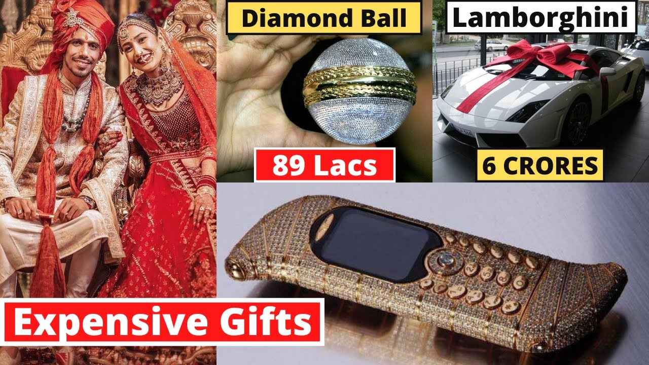 Yuzvendra Chahal's 10 Most Expensive Wedding Gifts From Indian Cricketers and Bollywood Actors