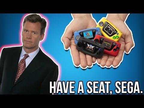 Sega's Game Gear Micro Is A Rip-Off (Feat. Chris Hansen)