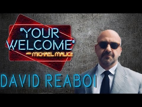 """David Reaboi - On Collusion - """"YOUR WELCOME"""" Episode 044"""