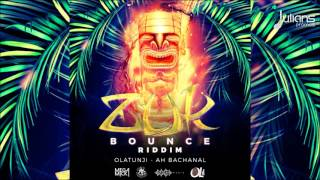 "Olatunji - Ah Bacchanal (Zuk Bounce Riddim) ""2016 Soca"" (Trinidad)"