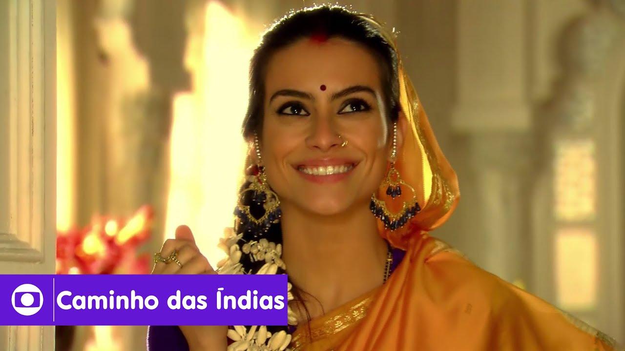 Caminho Das Indias Capitulo 132 Da Novela Terca 26 De Janeiro
