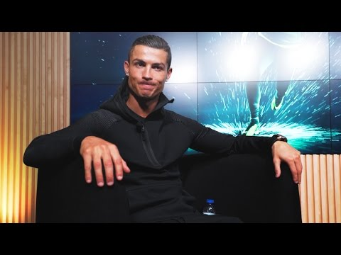 FULL INTERVIEW WITH CRISTIANO RONALDO