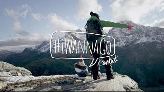 The Travelocity Roaming Gnome | #iWannaGo Glacier Hiking