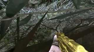 Easy way to collect Goka Falls diamond in Far Cry 2 PS3 HD