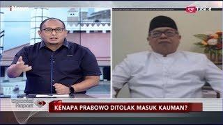 Prabowo Subianto Dilarang Salat Jumat di Semarang, Begini Reaksi Jubir BPN - Special Report 13/02