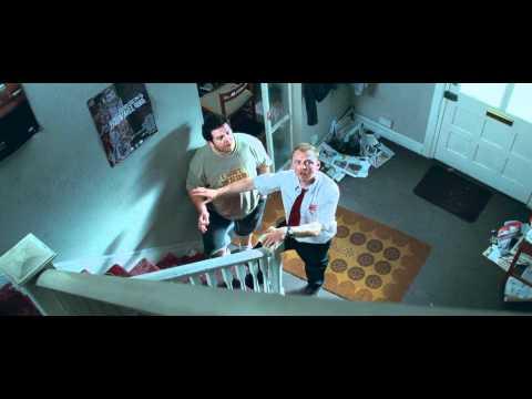 Shaun Of The Dead - Oi Prick HD