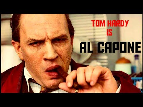 Fonzo (2019) - Tom Hardy as Al Capone