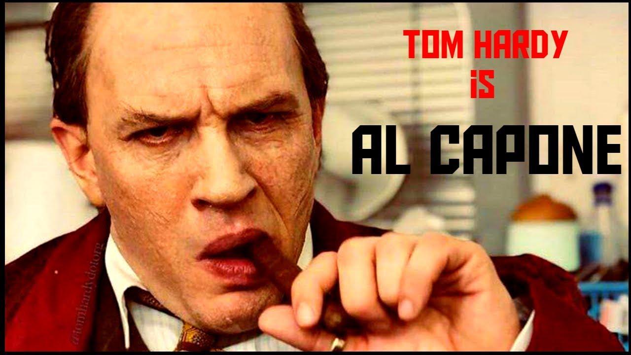 Resultado de imagen para Tom Hardy  Al Capone
