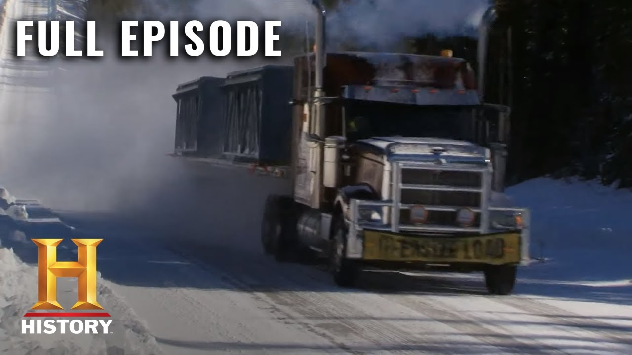 Ice Road Truckers: Full Episode - The Son Rises (Season 11, Episode 5) | History