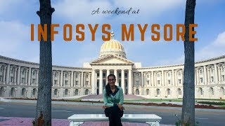 A Weekend at Infosys Mysore Campus | GoPro Hero 5