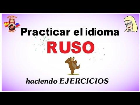★★★ejercicios-para-practicar-ruso☛-aprender-el-idioma-ruso