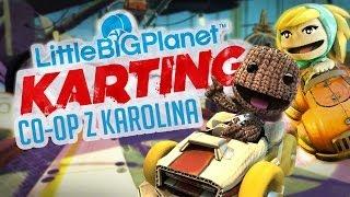 Zagrajmy w Little Big Planet Karting - Wyścigi i wojna w arenie - PS3