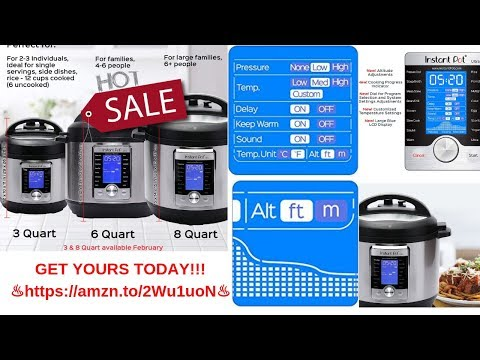 instant-pot-ultra-8-qt-10-in-1-multi-use-programmable-pressure-cooker-review
