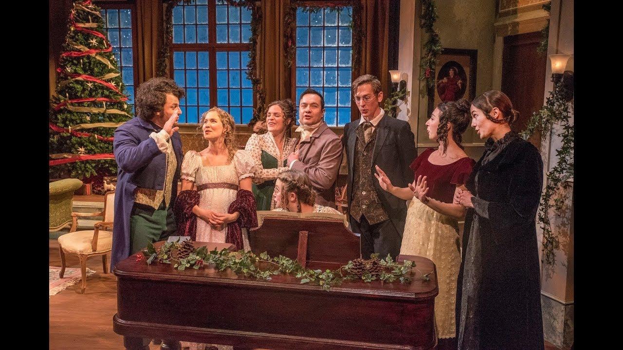 Miss Bennet Christmas At Pemberley.Miss Bennet Christmas At Pemberley