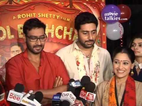 'Bol Bachchan' Cast, Crew On 'Taarak Mehta Ka Ooltah Chashmah'
