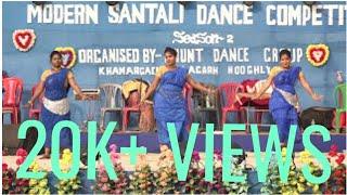 Modern Vs Traditional_Modern Santali Dance Competition Season -2 2017 KHAMARGACHI,HOOGHLY