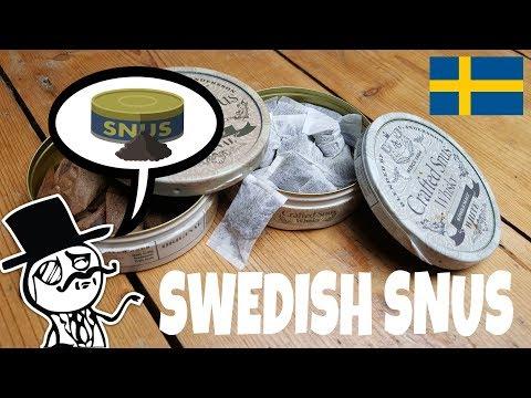 как приготовить снюс (классический шведский рецепт)