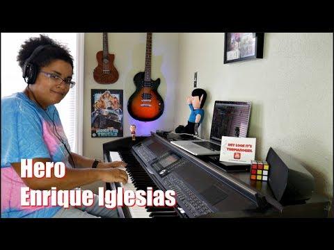 Enrique Iglesias- Hero (Piano Cover)
