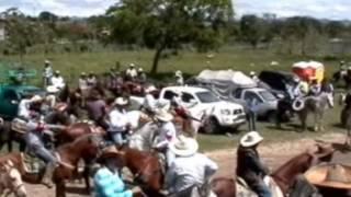 2a.  Cabalgata Margaritas 2013   NF Video - Las Margaritas, Chiapas, México.