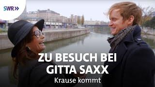 Zu Besuch bei Gitta Saxx  | Krause kommt