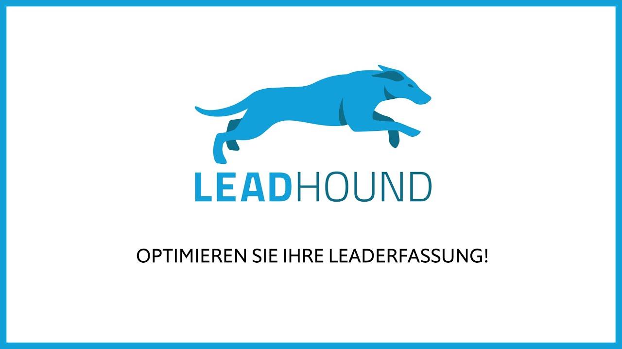 Digitale Leaderfassung Auf Ihrer Messe Leadhound