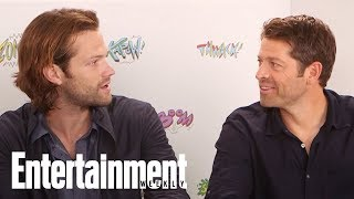 "Supernatural's misha collins teases he's ""more dead than usual"" 