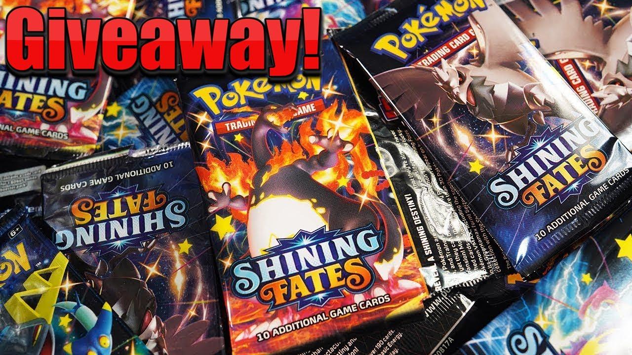 Shining Fates ETB Giveaway!