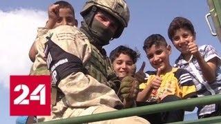 Стрельба больше ни к чему: жемчужина Сирии сложила оружие - Россия 24