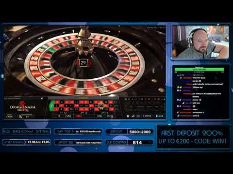 AMAZING HIT!! MEGA BIG ONLINE ROULETTE WIN!!