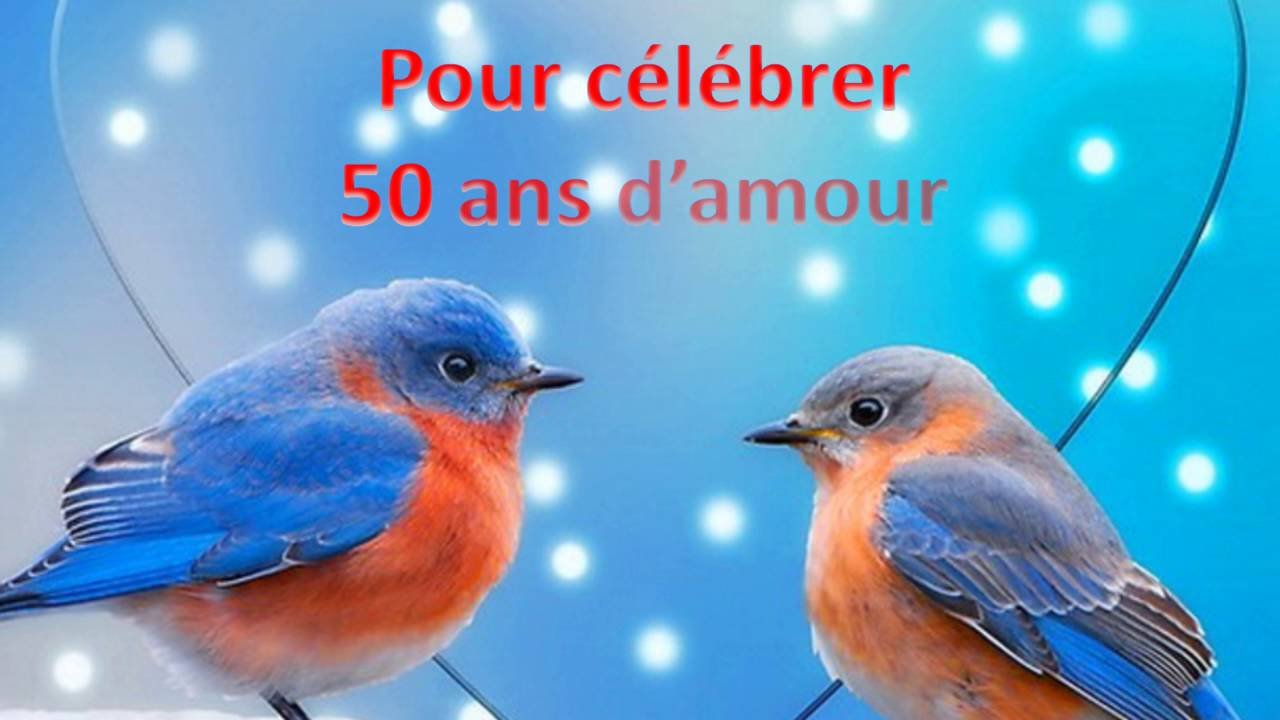 Chanson 50e Anniversaire De Paul Et Anita