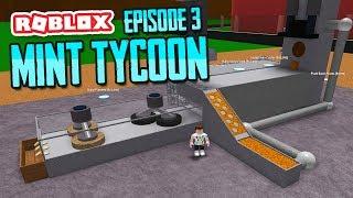 AUTOMATION - ROBLOX MINT TYCOON ADVANCE MODE #3
