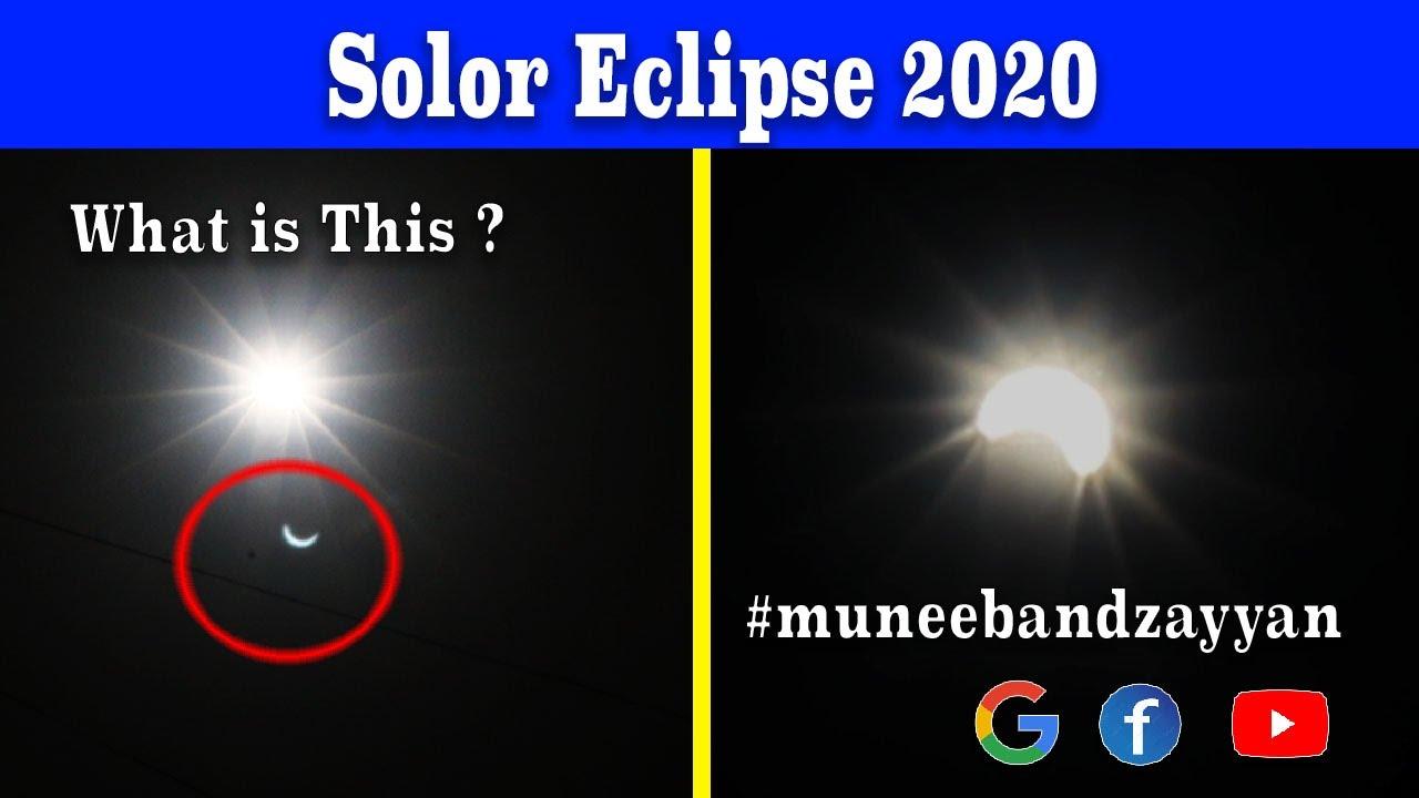 Solar Eclipse 2020 new