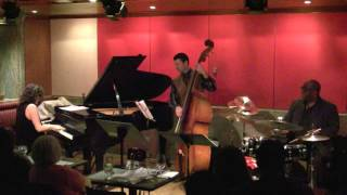 "Chantale Gagne Quintet -""Filthy McNasty"" at Kitano, NYC 3-1-2014"