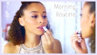 ✿ My Spring Morning Routine 2015 ✿