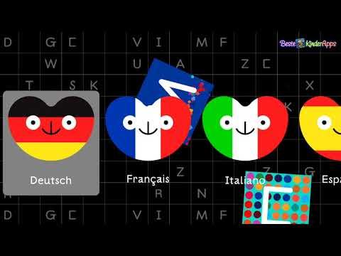 BUBL ABC 🎵 Musikalisches ABC 😀 Buchstaben Lernspiel App für Kinder