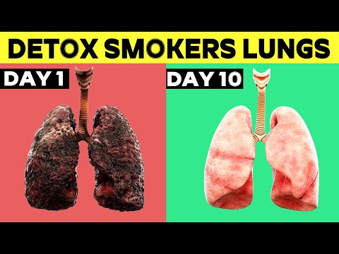 Detox Smokers Lungs Natural Ways in 3 Days | Health and Beauty