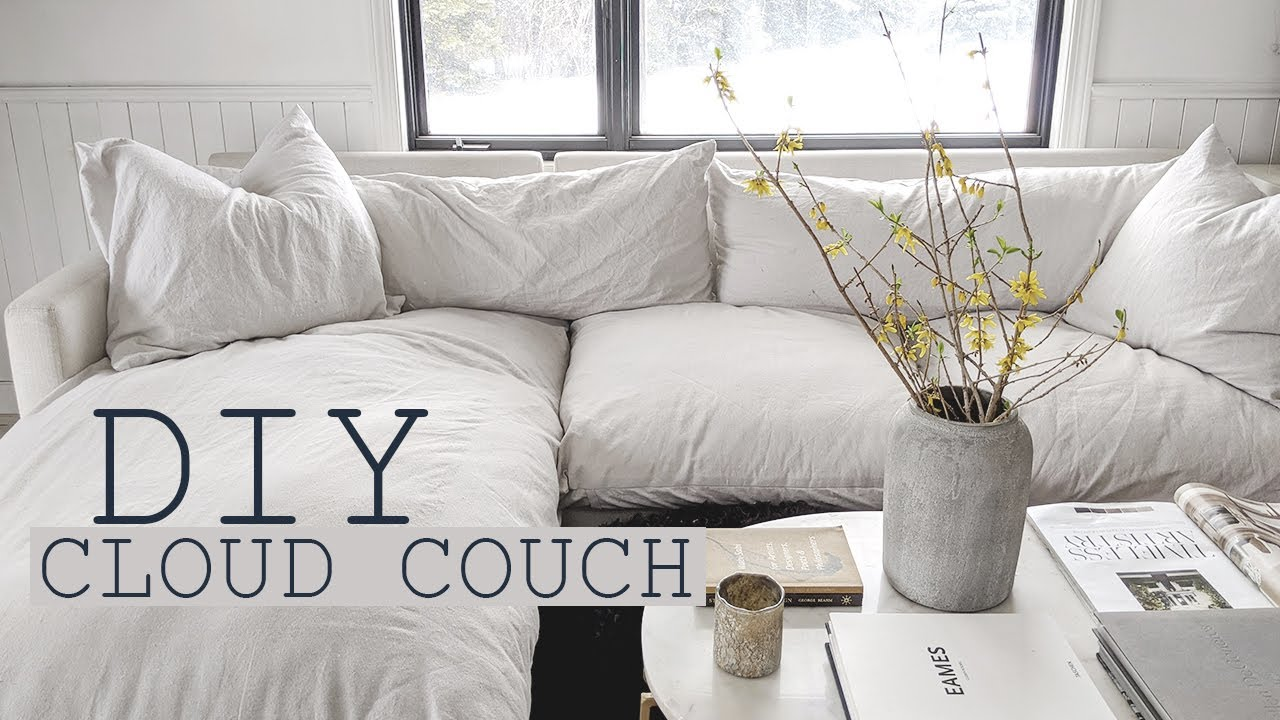 Diy Cloud Couch You