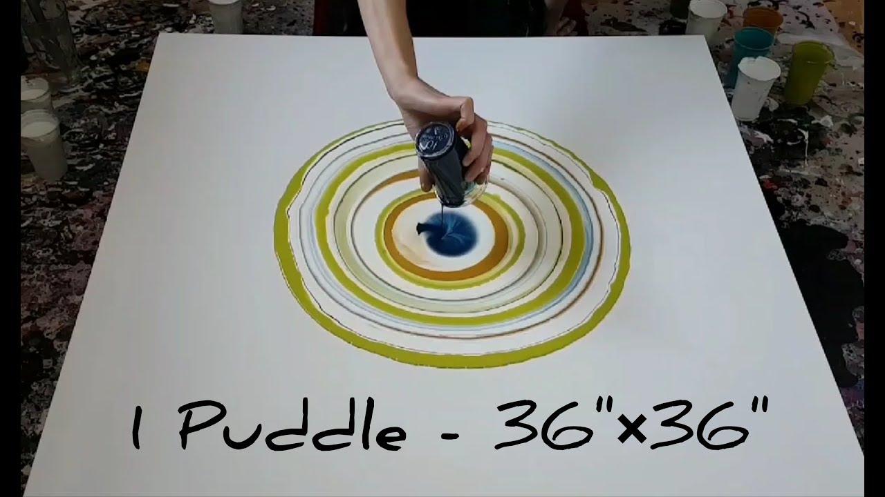 Fluid Paintings kreieren mit Acrylic Pouring   Ausführlicher Ratgeber