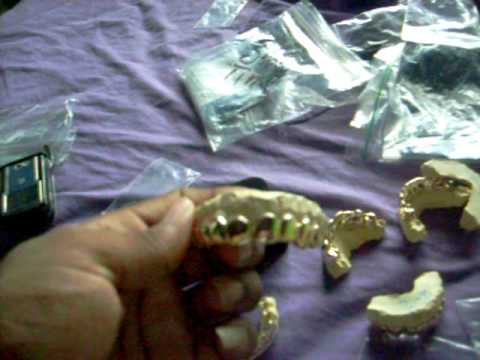 wall2wall grillz custom jewelry parkway ent youtube