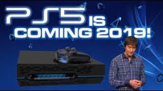 Ps5 Confirmed By Sony! Goodbye Ps4??    Could The Playstation 5 Launch Next Year?|techno Hd